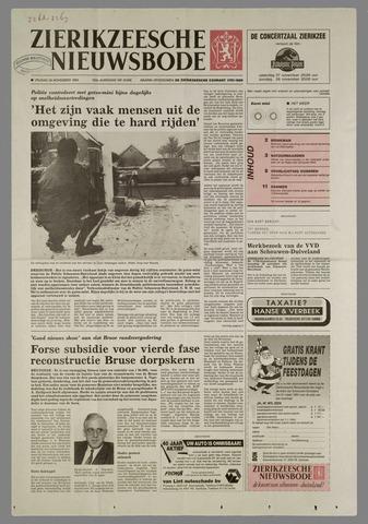 Zierikzeesche Nieuwsbode 1993-11-26