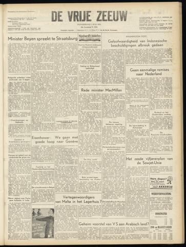 de Vrije Zeeuw 1955-07-07