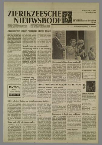 Zierikzeesche Nieuwsbode 1963-07-18