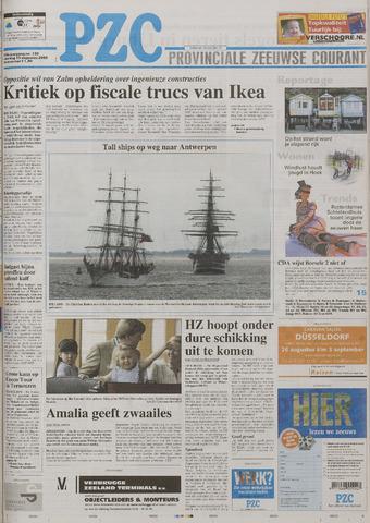 Provinciale Zeeuwse Courant 2006-08-19