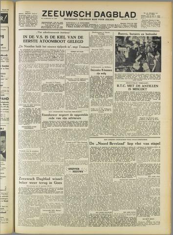 Zeeuwsch Dagblad 1952-06-15