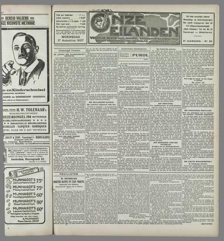 Onze Eilanden 1927-08-17