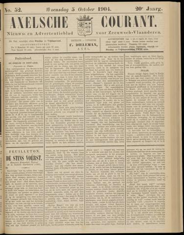 Axelsche Courant 1904-10-05