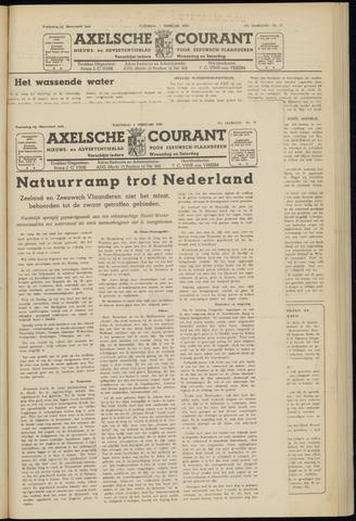 Axelsche Courant 1953-02-04
