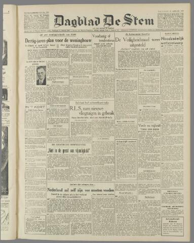 de Stem 1949-01-21