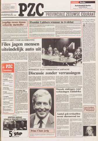 Provinciale Zeeuwse Courant 1989-09-06