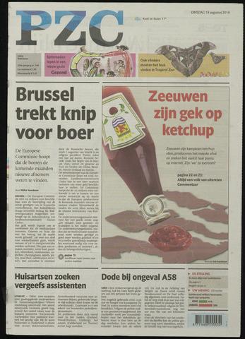 Provinciale Zeeuwse Courant 2014-08-19