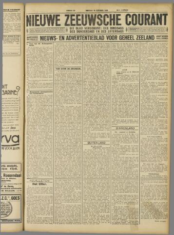 Nieuwe Zeeuwsche Courant 1928-10-16