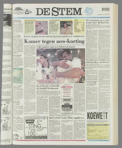 de Stem 1994-10-08