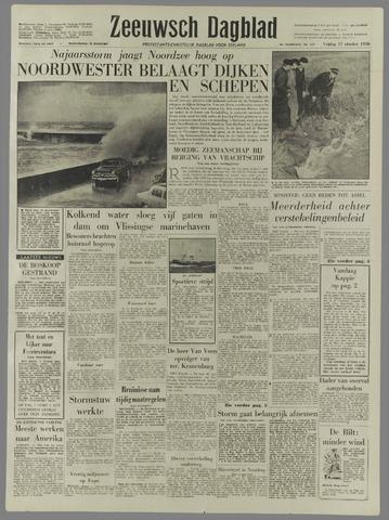 Zeeuwsch Dagblad 1958-10-17