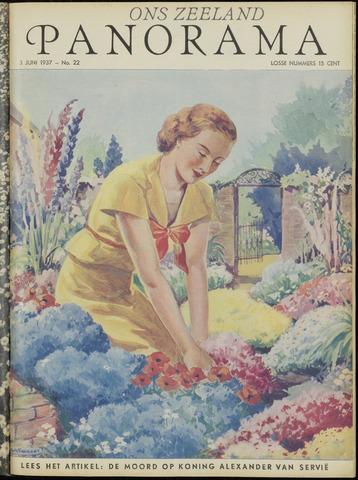 Ons Zeeland / Zeeuwsche editie 1937-06-03