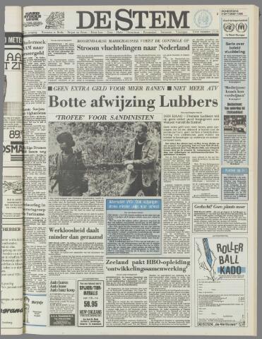 de Stem 1986-10-09