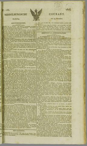Middelburgsche Courant 1825-12-29