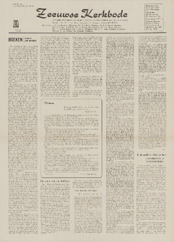 Zeeuwsche kerkbode, weekblad gewijd aan de belangen der gereformeerde kerken/ Zeeuwsch kerkblad 1962-06-08