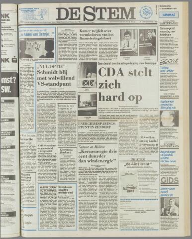 de Stem 1981-11-18