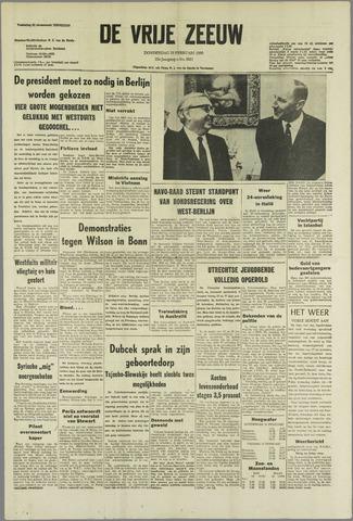 de Vrije Zeeuw 1969-02-13