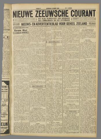Nieuwe Zeeuwsche Courant 1932-03-19