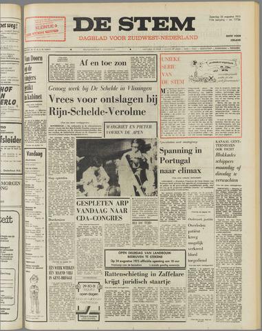 de Stem 1975-08-23