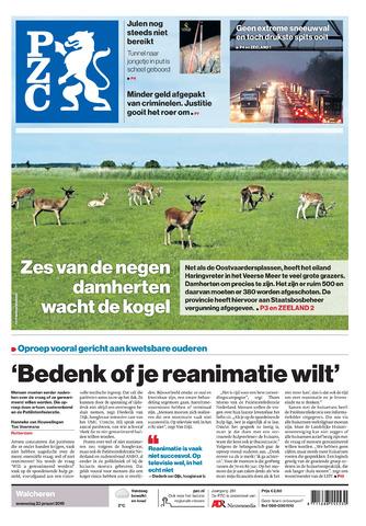 Provinciale Zeeuwse Courant 2019-01-23