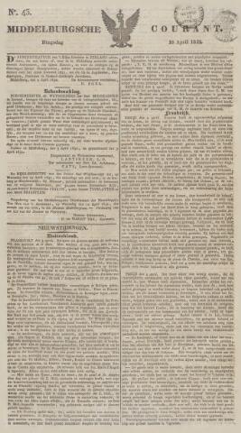 Middelburgsche Courant 1832-04-10