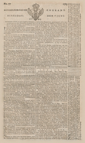 Middelburgsche Courant 1785-06-28