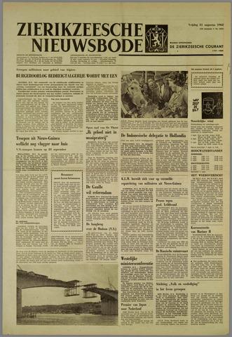 Zierikzeesche Nieuwsbode 1962-08-31