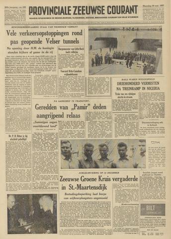 Provinciale Zeeuwse Courant 1957-09-30