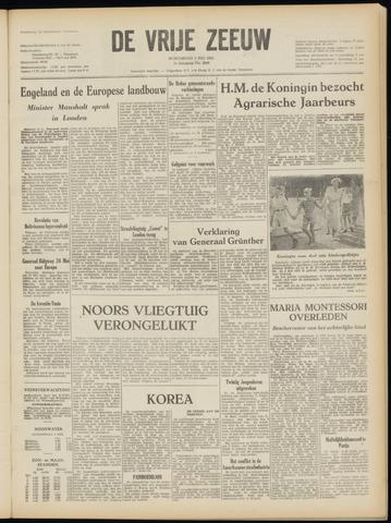 de Vrije Zeeuw 1952-05-07
