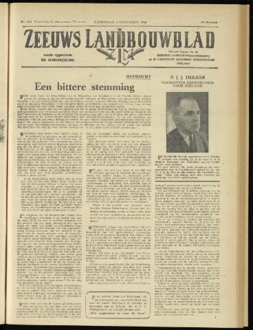 Zeeuwsch landbouwblad ... ZLM land- en tuinbouwblad 1960-12-03
