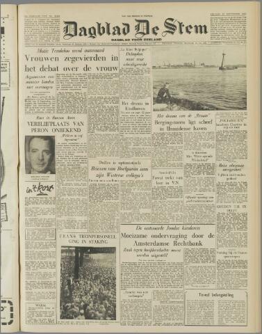 de Stem 1955-09-23