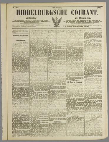 Middelburgsche Courant 1905-12-23