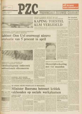 Provinciale Zeeuwse Courant 1974-03-15