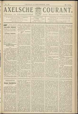Axelsche Courant 1926-12-17