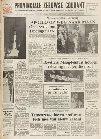 Provinciale Zeeuwse Courant 1969-05-19