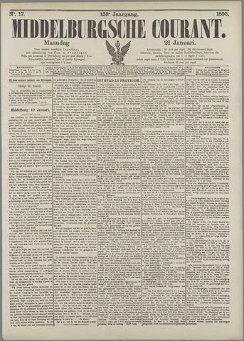 Middelburgsche Courant 1895-01-21