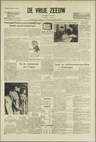 de Vrije Zeeuw 1963-05-18