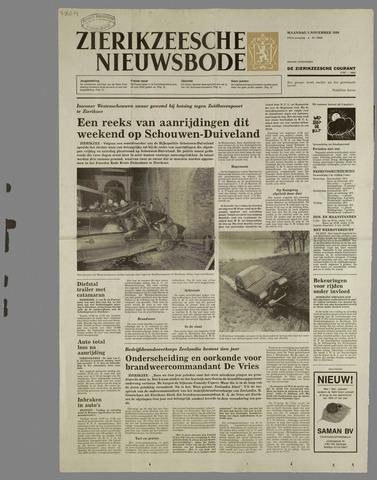 Zierikzeesche Nieuwsbode 1990-11-05