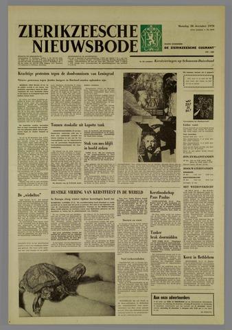 Zierikzeesche Nieuwsbode 1970-12-28