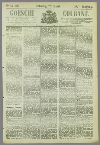 Goessche Courant 1915-03-20