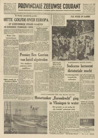 Provinciale Zeeuwse Courant 1959-07-06