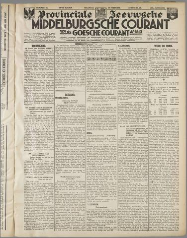 Middelburgsche Courant 1934-02-19