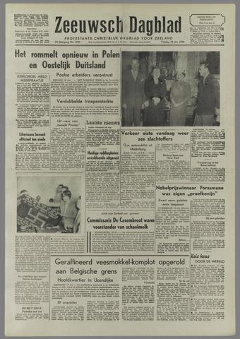 Zeeuwsch Dagblad 1956-10-19