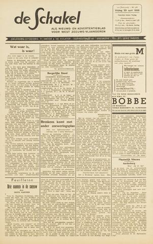 De Schakel 1956-04-20
