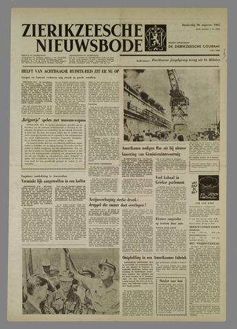 Zierikzeesche Nieuwsbode 1965-08-26