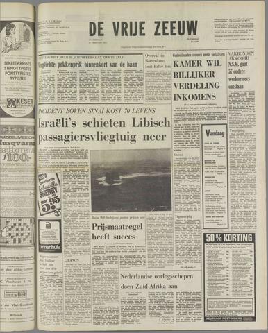 de Vrije Zeeuw 1973-02-22