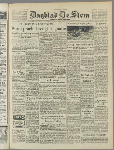de Stem 1950-12-16