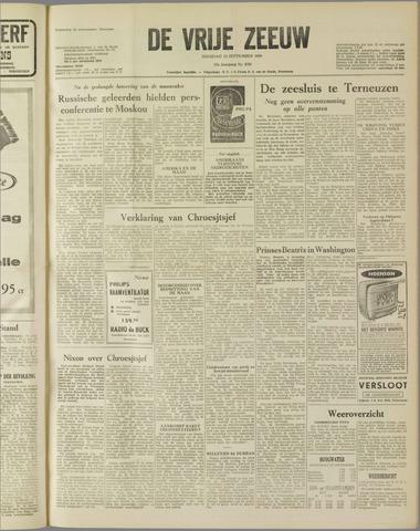 de Vrije Zeeuw 1959-09-15