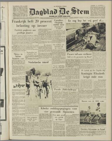 de Stem 1957-08-12