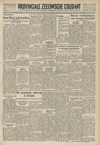 Provinciale Zeeuwse Courant 1946-08-23