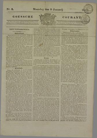 Goessche Courant 1843-01-09